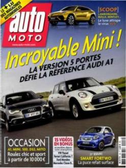 15€ de réduction sans minimum sur tous les abonnements papiers - Ex : Auto moto 1an à 9€