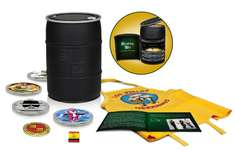 Coffret Blu-ray Breaking Bad Intégrale - Edition Collector Baril