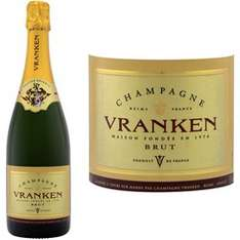 Champagne Vranken Brut grande réserve 75 cl