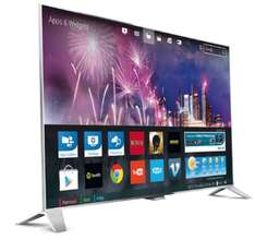 "TV LED 48"" Philips 48PFS8109/12 Full HD 3D Ambilight (Android)"