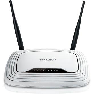 Routeur Sans Fil TP-Link TL-WR841N 300 Mbps 4 ports
