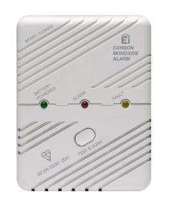 Détecteur de monoxyde de carbone sans fil Ei Electronics Ei204EN