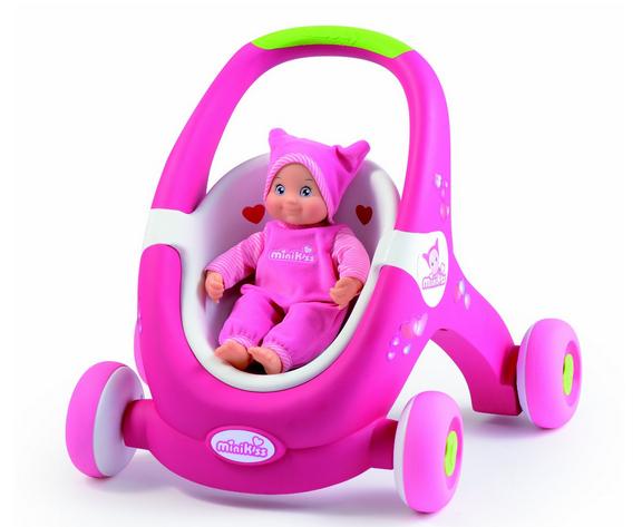 Jouet d'éveil  Minikiss Baby Walker - Smoby - 160176