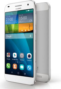 """Smartphone 5.5"""" Huawei Ascend G7 4G 16 Go (Avec ODR de 50€)"""