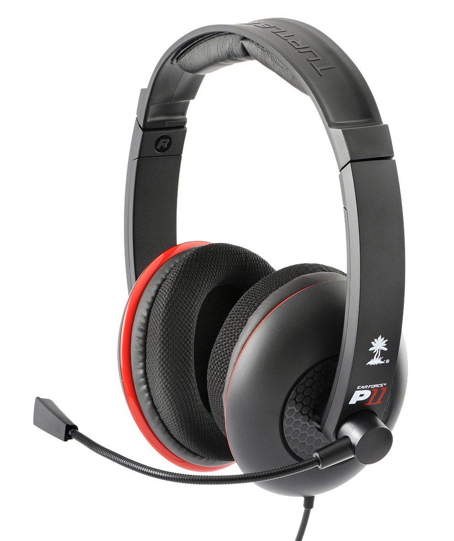 Micro-casque pour PS3 - Turtle Beach Ear Force P11