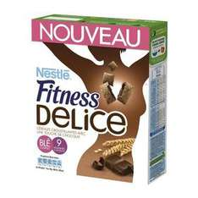 Un paquet de céréales Fitness Délice gratuit (via Shopmium)