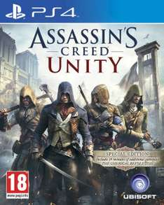Assassin's Creed: Unity - Special Edition sur PS4/Xbox One