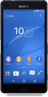 Smartphone Sony Xperia Z3 Compact