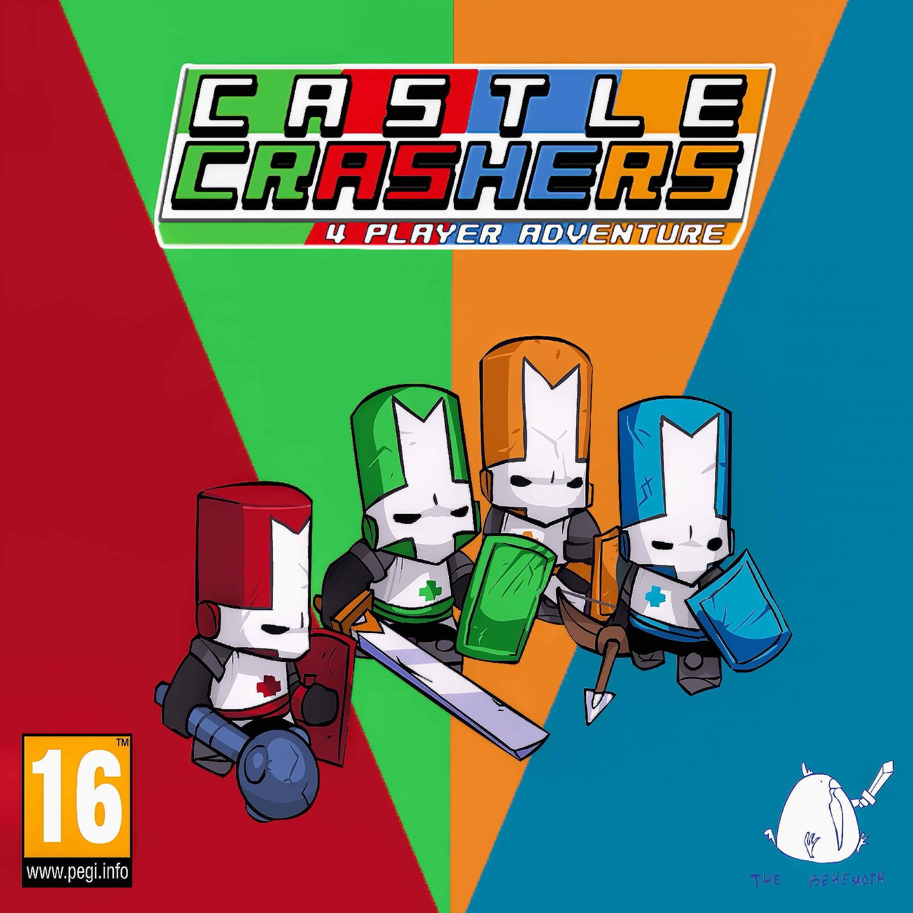 Castle Crashers sur PC