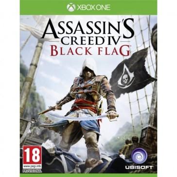Assassins Creed IV: Black Flag sur Xbox One (Dématérialisé)