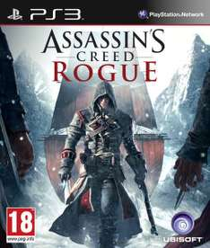 Assassin's Creed Rogue sur PS3/Xbox 360