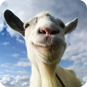 Jeu Goat Simulator sur iOS à 0,99€ et sur Android