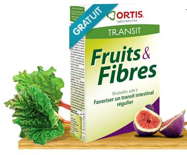 Échantillons Transit Fruits & Fibres gratuits