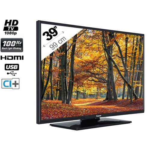 "TV 39"" Panasonic TX-39A300E -  1080p 100Hz"