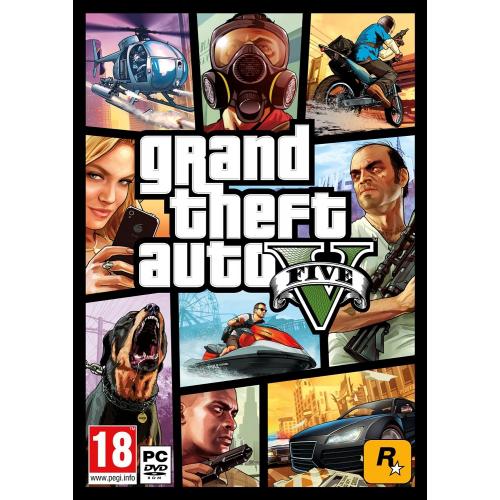 Précommande : GTA V sur PC