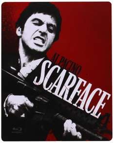 Blu-Ray Scarface Édition SteelBook (+ copie digitale)