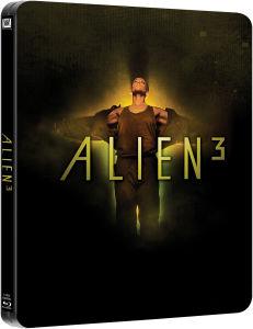 Deux Blu-Rays Steelbooks : Alien 3 et Resurrection