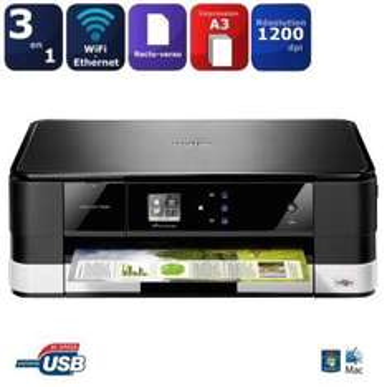 Imprimante multifonction Brother DCP-J4110DW Wi-Fi / A3 (avec ODR 30€)