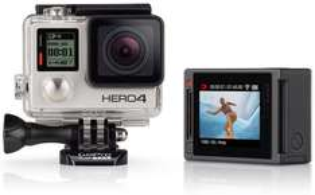 Caméra GoPro Hero 4 Silver Edition