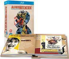 Coffret Blu-ray 14 Films | Alfred Hitchcock The Masterpiece Collection