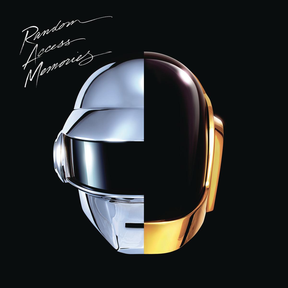 Sélection d'albums MP3 (Random Access Memories de Daft Punk ou Prism de Katy Perry...)