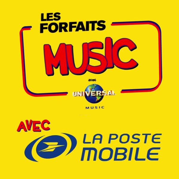 Forfait 3H, SMS/MMS illimités + 2go d'internet en 4G + Musique non décomptée du forfait