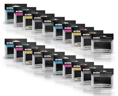 20 cartouches d'encre Prestige Cartridge T0715 Combo pour Epson Stylus