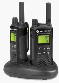 Pack de 2 Talkies-Walkies Motorola XT180