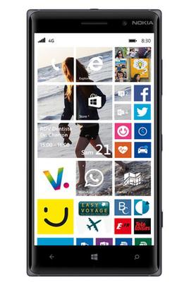 Smartphone Windows Microsoft Lumia 830 (avec ODR 40€)