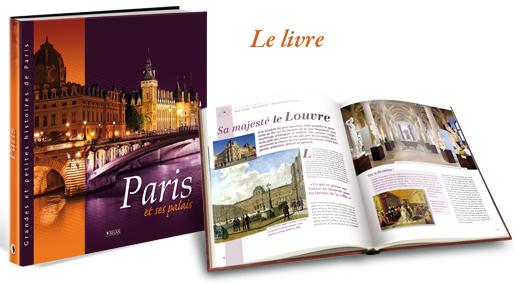 Livre Grandes et petites histoires de Paris