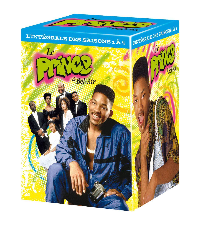 Coffret DVD Le Prince de Bel-Air - saisons 1 à 4