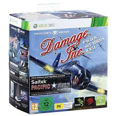 Damage Inc. Pacific Squadron WWII + Fightstick