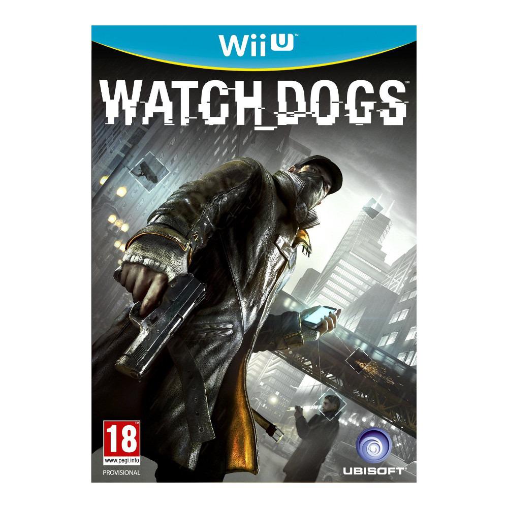 Jeu Wii U : Watch Dogs