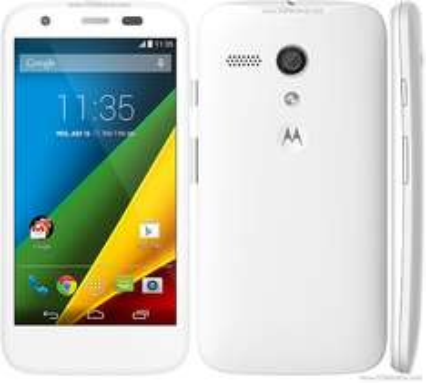 Smartphone Motorola Moto G 4G avec forfait SANS engagement