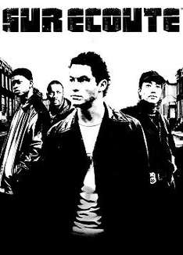 Série The Wire / Sur Ecoute intégrale DVD