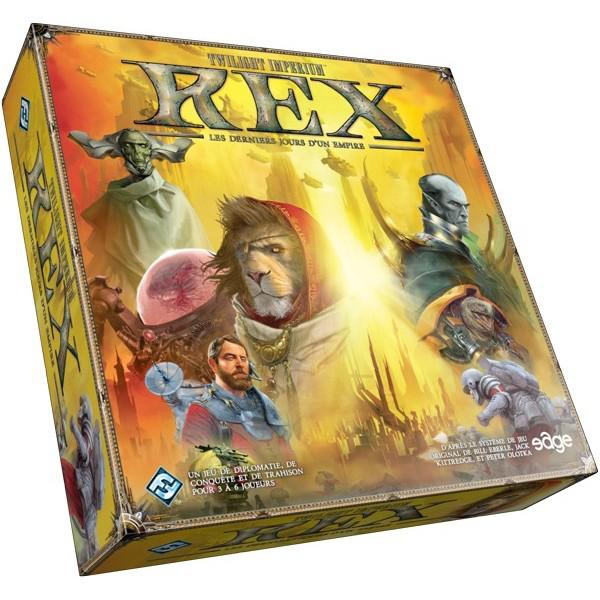 Jeu de société Rex : les Derniers Jours d'un Empire