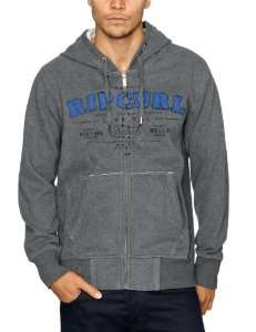 Sweatshirt à capuche Rip Curl Carbon Hz Fleece - homme (autres voir description)