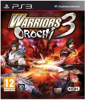 Kochmedia Warriors Orochi 3 sur PS3