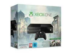 Console Microsoft Xbox One + Assassin's Creed Unity + Assassin's Creed Iv Black Flag