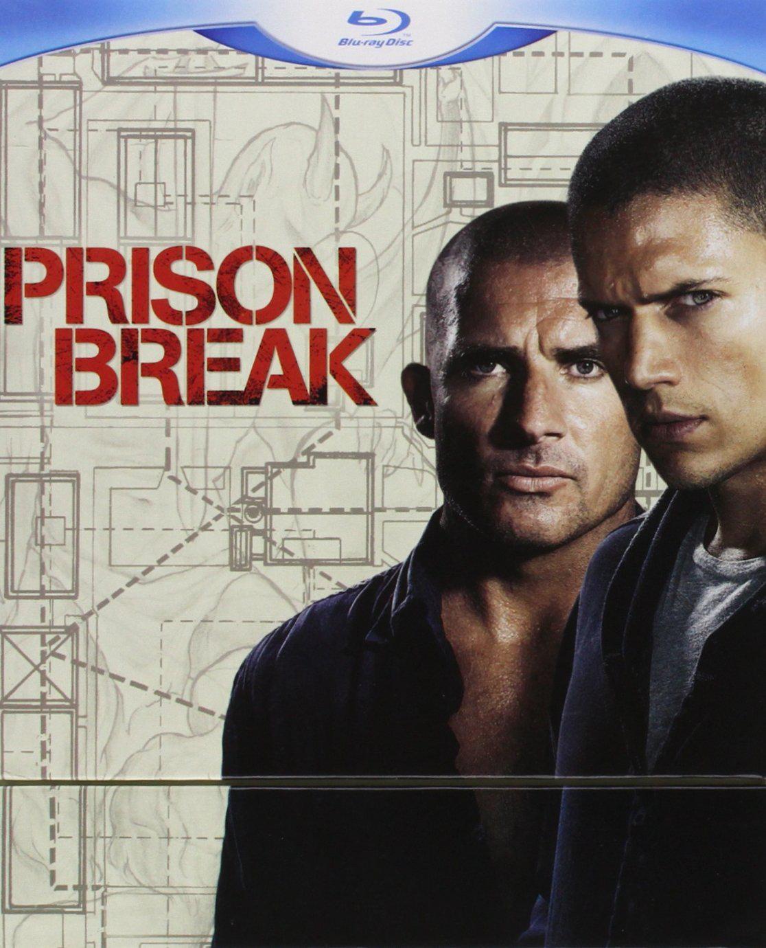 Sélection de coffrets en promotion (voir description) - Ex : Coffret Blu-ray Intégrale Prison Break
