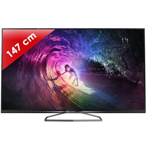 """TV 58"""" Philips 58PUK6809 400Hz PMR UHD 3D"""