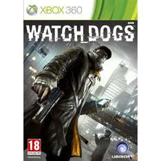 Watch Dogs sur XBOX 360