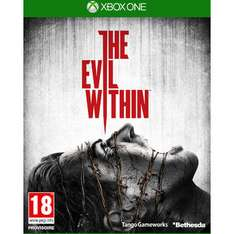 Jeu The Evil Within  sur Xbox One