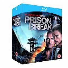Coffret Blu-ray Intégrale Prison Break (Saison 1 à 4)