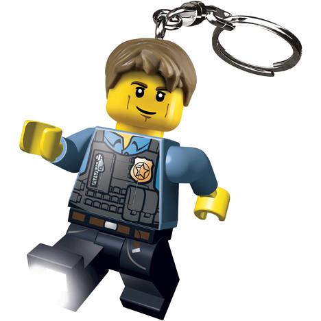 Porte clé lampe Lego Chase Mccain