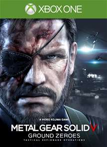 Metal Gear Solid V : Ground Zeroes sur Xbox One