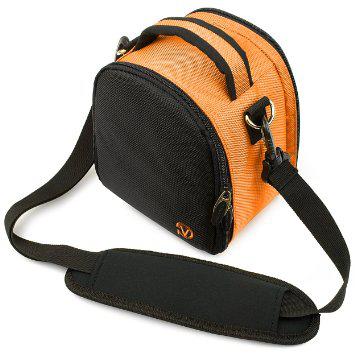 Housse pour appareils photos - Orange