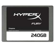 SSD Kingston HyperX FURY - 240 Go