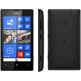 Smartphone 4' Nokia Lumia 520 Noir