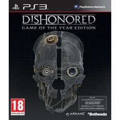 Jeu Dishonored Edition Game Of The Year sur PS3